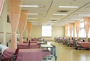 看護実習室 基礎看護コーナー