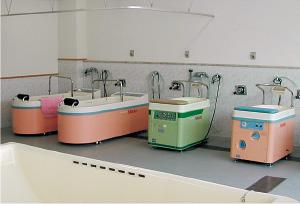 水治療法実習室