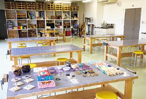 作業実習室