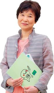 介護福祉学科 金谷 潤子 学科長